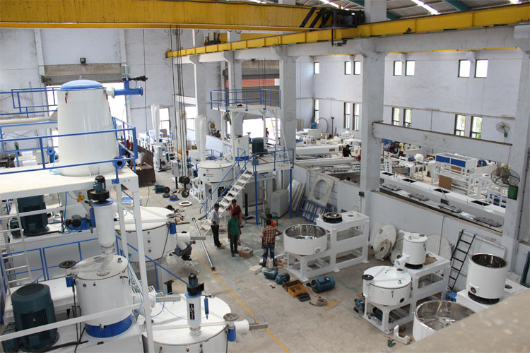 PVC Pipe Machinery: Plant, Pipe Extrusion Manufacturer In
