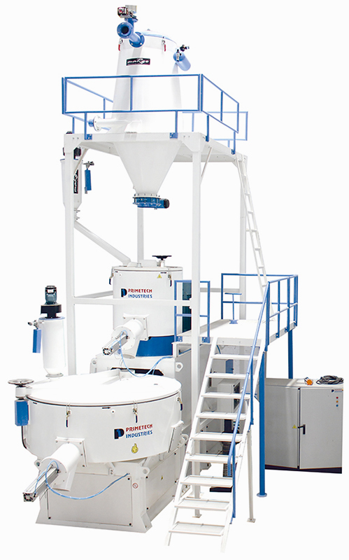 Prime Margo Machines providing all type of High Speed Mixer, High Intensity Mixer, High Speed Heater Cooler Mixer at low cost Price