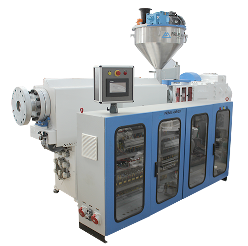 Twin Screw Extruder - Pvc Twin Screw Extruder Machine